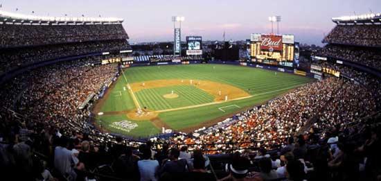 Стадиона за бейзбол Ню Йорк Метс