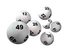 Бинго топки на късмета