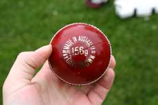 Топка за крикет