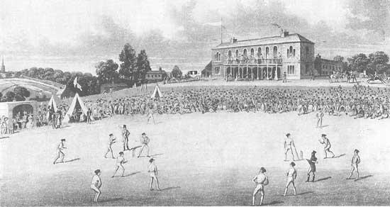 Старо игрище за крикет