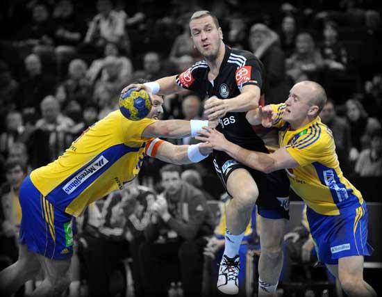 Handball мъже