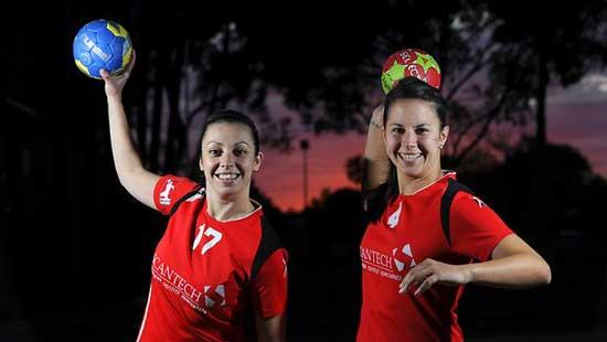 Две хамбалистки на олимпийски игри