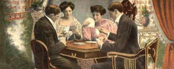 Стара игра на покер