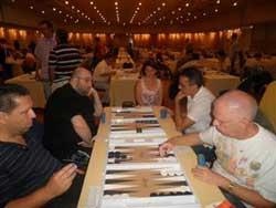 Монте карло световен турнир по спортна табла 2012