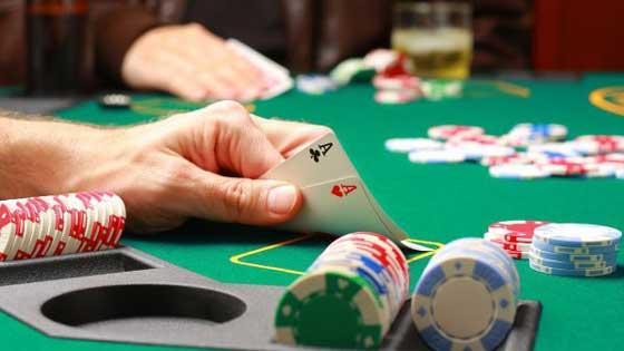 Покер турнир