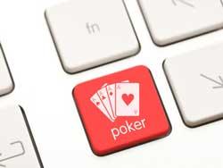 Компютърна клавиатура за покер