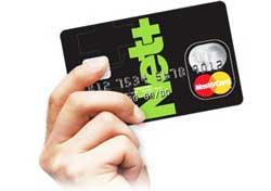 Neteller кредитна карта