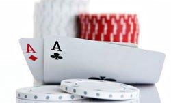 Чипове и карти за покер игра без лимит