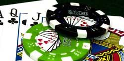 Карти и чипове за покер