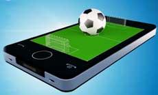 Мобилно устройство за спортни залози