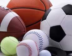 Топки за различни спортове