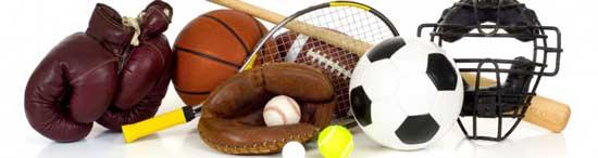 Топки за всички видове спорт