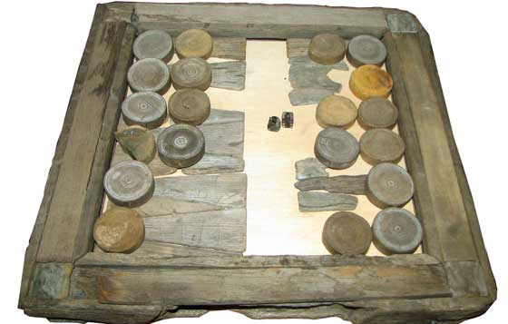 Римска Табла разкопки