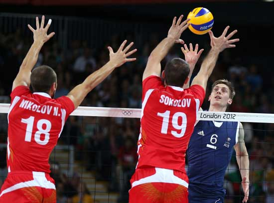 Волейбола в България
