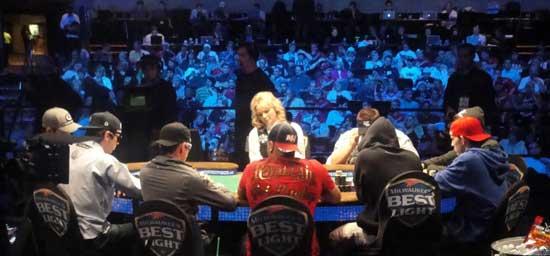 Световните покер серии финал