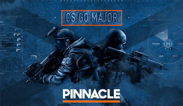 Pinnacle спонсор CS:GO лига
