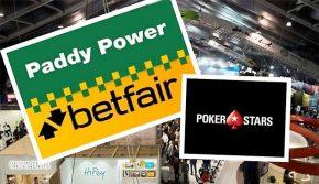 Paddy Power Betfair и PokerStars