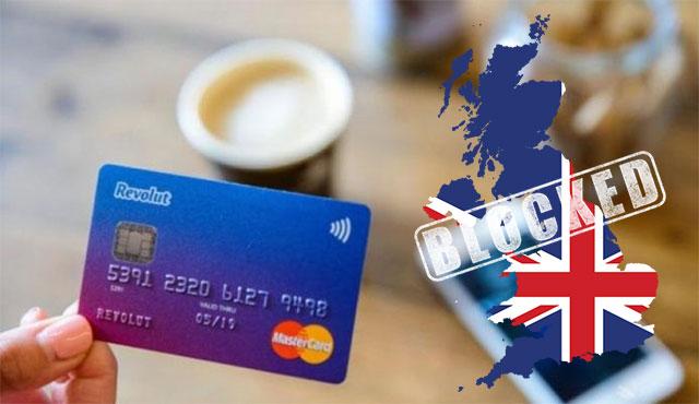 Revolut блокира хазартните транзакции в Англия