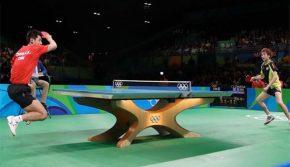 Тенис на маса залагания по време на карантина