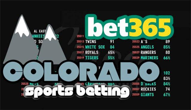 Bet365 в Колорадо