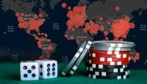 Covid19 свива хазартната печалба