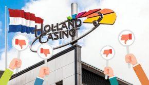 Критики в Нидерландия за затваряне на казината