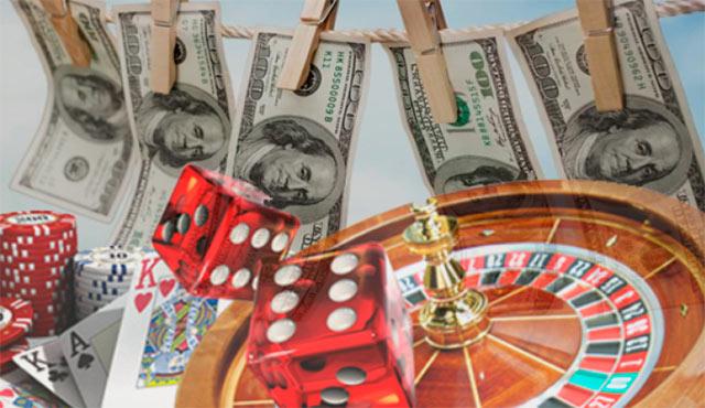 Литва пране на пари в казина