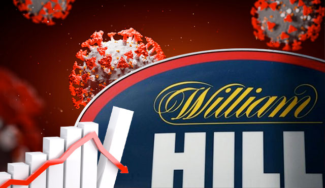 William Hill спад в приходите