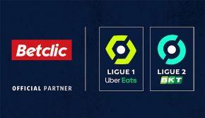 Betclic партньорство с Лига 1