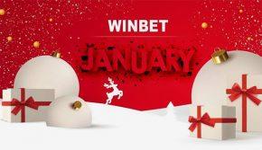 Winbet промоции през Януари